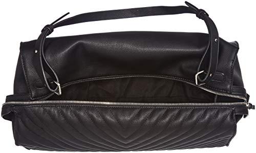 femme 16x24x40 x T Large cm Black Noir Bag portés Pieces épaule Pcflorence Sacs H B xzq7wYw6