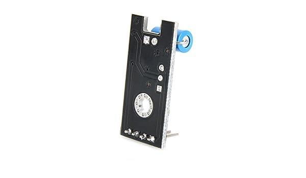Módulo de sensor de alarma de vibración para Arduino ...