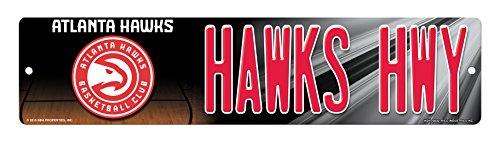 fan products of NBA Atlanta Hawks High-Res Plastic Street Sign