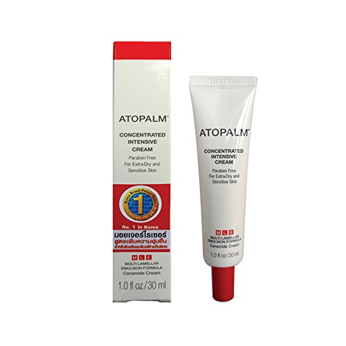 ATOPALM CONCENTRATED INTENSIVE CREAM 30ML (W) (Oxy Face Bleach compare prices)