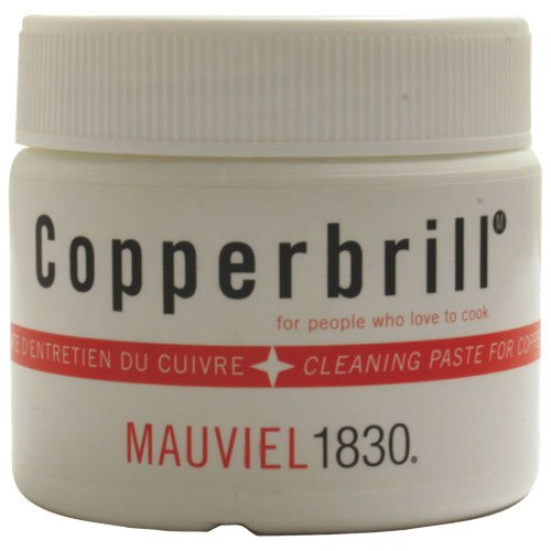 (Mauviel Made In France Copperbrill Copper Cleaner, 150 ml )
