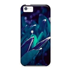 Fashion XXLeprU3824xbiOB Case Cover For Iphone 5c(magic Flowers)