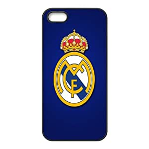 Unique Design -ZE-MIN PHONE CASE For Apple Iphone 5 5S Cases -Cristiano Ronaldo Wallpaper Design Pattern 5