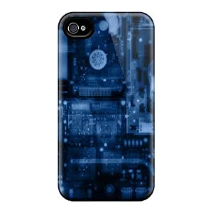 Iphone 4/4s Cover Case - Eco-friendly Packaging(x Ray)