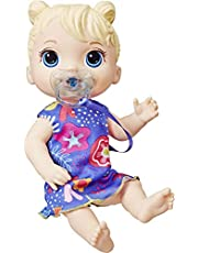 Baby Alive Dolls - Lil Sounds BLD Hair - Interactive Kids Toys - Ages 3+