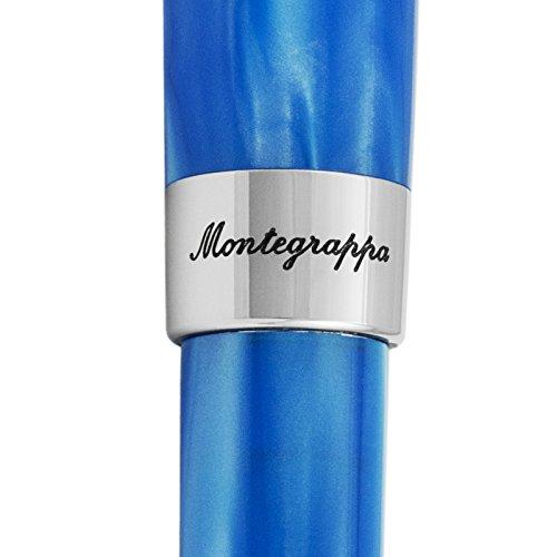 Montegrappa Fortuna Special Edition Società Sportiva Calcio Napoli Blue Ballpoint Pen ISFONBPC by Montegrappa (Image #2)