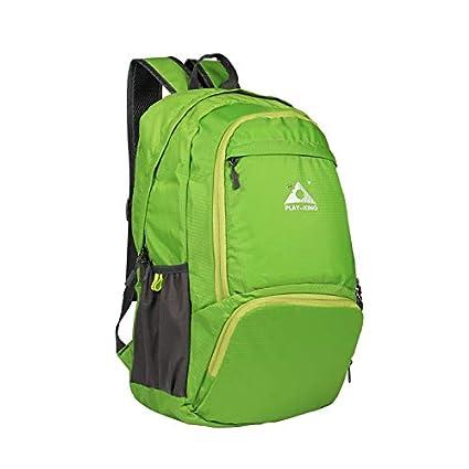 b1faac992d Bag Feeder Climbing Bags - Nylon Foldable Backpack Waterproof Ultralight Backpack  Folding Lightweight Outdoor Travel Sport