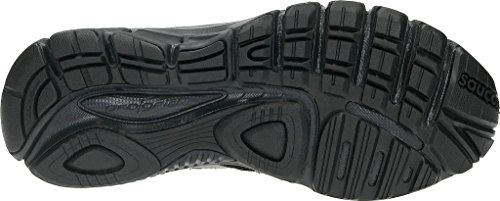 Saucony Chaussures de Course Pour Homme Noir Noir 45