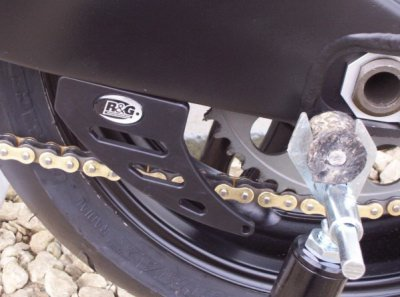 - R&G Motorcycle Toe Chain Guard | Universal Fit
