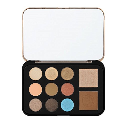 BH Cosmetics Bronze Paradise Eyeshadow, Bronzer And Highlighter Palette