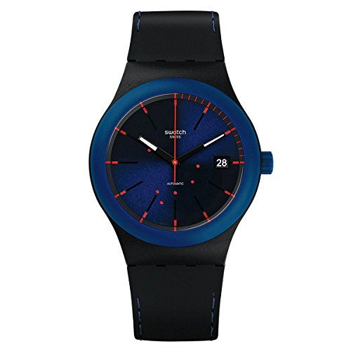 Swatch SUTB403 Sistem 51 Sistem Notte Unisex Watch