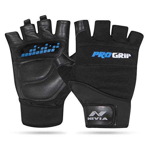 Nivia Pro Grip Gym Gloves