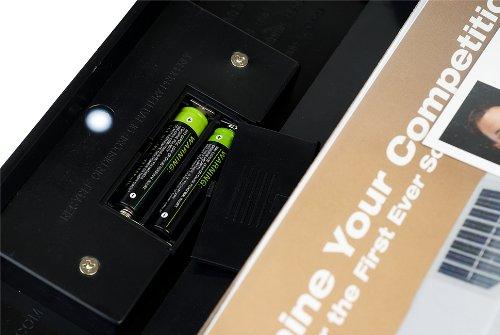 12 Black BrightFlyer Solar Brochure Holder Flyer Box Outdoor Bulk Wholesale Info Box Real Estate Marketing BBF12 by Brightflyer (Image #4)