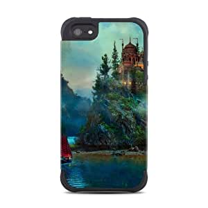 Journey's End Design Silicone Snap on Bumper Case for Apple iPhone 5 / 5S Cell Phone
