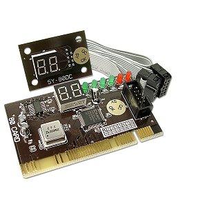 Soyo TechAid PCI Diagnostic Card - Decode POST!