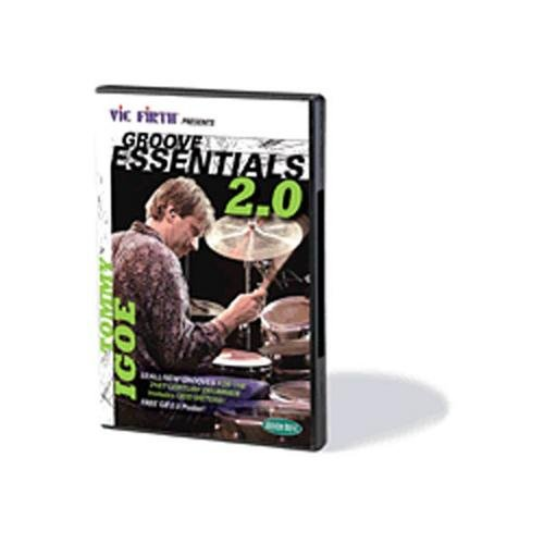 Hal Leonard Vic Firth Presents Groove Essential 2.0 with Tommy Igoe (DVD)