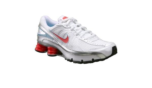 size 40 ed374 0c643 Amazon.com: Nike Shox Turbo + VII Womens Running Shoes: Nike ...