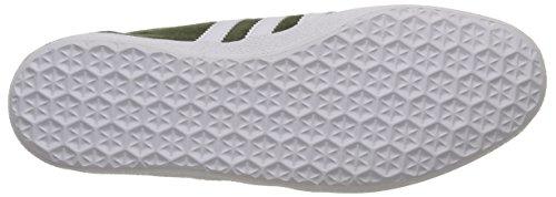 S15 adidas Gold White Met Unisex Ftwr OG Base Green Multicolore Adulto Gazelle Sneakers 848v7wSBq