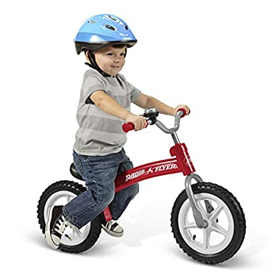 Radio Flyer All-Terrain Balance Bike: Toys & Games