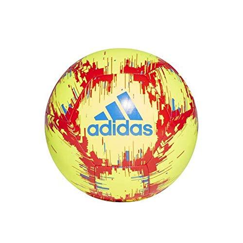 (adidas Glider Soccer Ball White/Grey, 3)