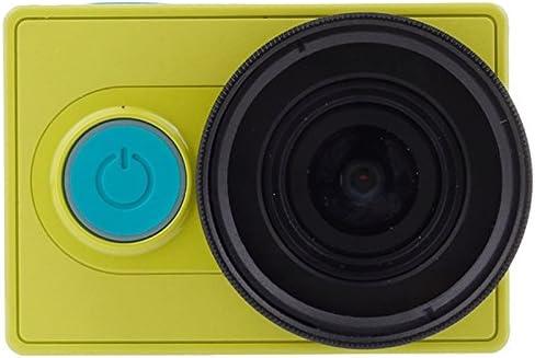 Xiaoyi Lite CAOMING 37mm UV Filter Lens Filter with Cap for Xiaomi Xiaoyi 4K //4K Xiaoyi Sport Camera Durable