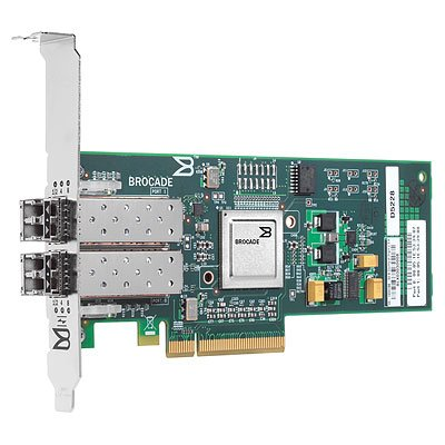 HP FC2242SR 4Gb 2-port PCIe Fibre Channel Host Bus Adapter (A8003B) - 2 x LC - PCI Express - 4 Gbps