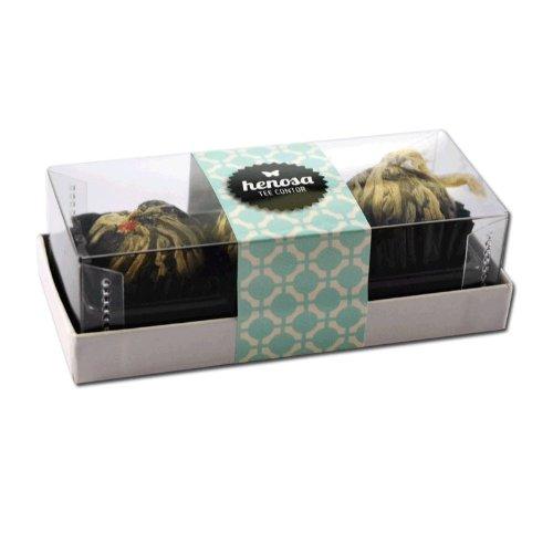 Henosa 3er Teeblumen Box