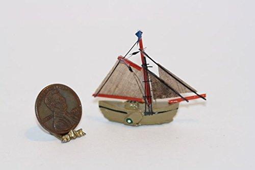 高価値セリー Dollhouse Miniature by Ship Model of a Sailing Ship Co. by R.B. Foltz & Co. B01B5BKQO2, チクシグン:7aaa17e2 --- diceanalytics.pk