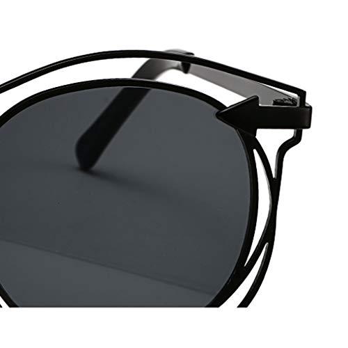 personnalisées de Soleil A lunettes soleil Femme Des Trend Nouvelles de Sport des Couleur B Version coréenne Trendy Lunettes w7Tv4
