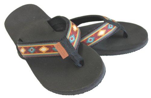 Sandalo Infradito Pueblo Freedom Con Cinturini Made In Usa Di Thomas Bates