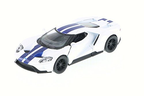 2017-ford-gt-white-kinsmart-5391df-1-38-scale-diecast-model-toy-car