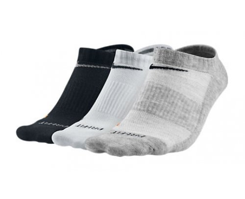 Non 3p Cush black Unisex flint Nike Show Grey Gris D Negro Calcetines No f qtBxwdwC