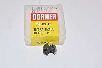 Dormer - R9509/16 - Carbide Hydra Drill Head: Amazon com: Industrial