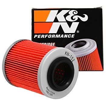 Amazon.Com: K&N Kn-152 Powersports High Performance Oil Filter