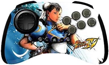 Mad Catz Street Fighter IV FightPad - Chun-Li - Volante/mando ...