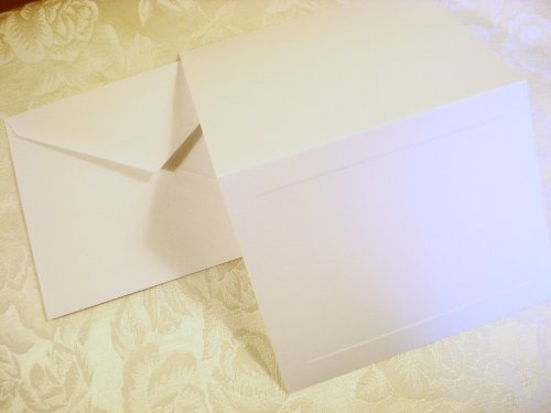 rty RSVP Response Cards with Envelopes, Blank. Printable Do It Yourself Party & Wedding Response Cards. WHITE, Cards with Raised Panel Edging. ()