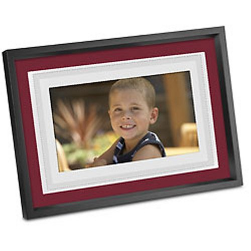 Kodak Easyshare P720 Digital Picture Frame with Home Decor Kit Dub Picture Frame Color