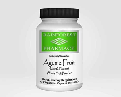 Aguaje Fruit 100 Vegetarian Capsules