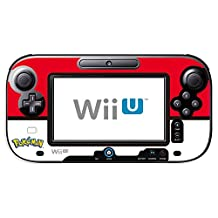 HORI Pokeball Protector for Wii U Gamepad Licensed by Nintendo and Pokemon