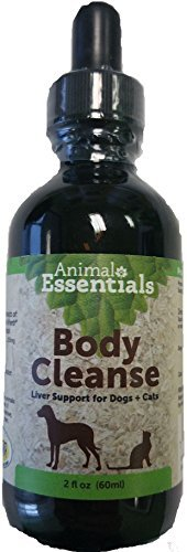 Animal Essentials Body Cleanse Liver Support Dog & Cat Supplement, 2-oz bottle by Animal Essentials