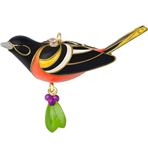 Baltimore Oriole - 2014 Hallmark Keepsake Ornament