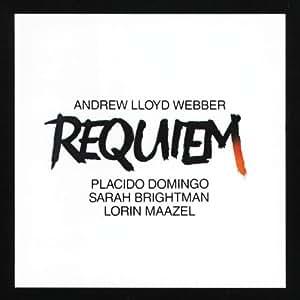 Andrew Lloyd Webber - Requiem / Domingo, Brightman, ECO, Maazel
