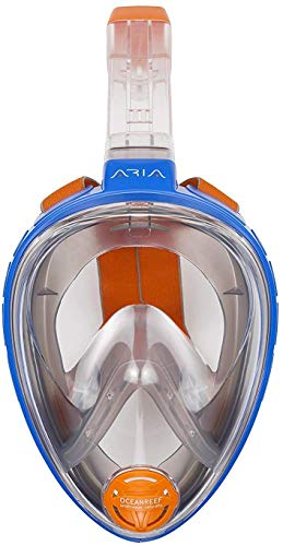 Ocean Mask - Ocean Reef Junior ARIA Full Face Snorkel Mask