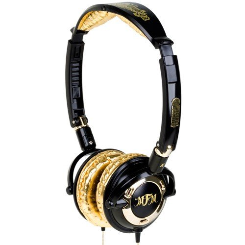 Skullcandy Lowrider Black Print Over-Ear Headphones
