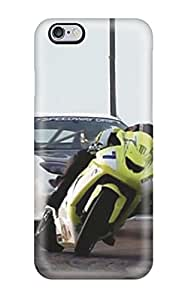 ZippyDoritEduard Design High Quality Bike Vs Car Drifting Ride Vehicles Drift Race Cars Other Cover Case With Excellent Style For Iphone 6 Plus