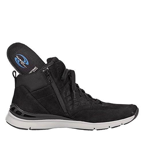 74 Sneaker 381 Donna Gabor 17 Mid Nero fqwtfp5d