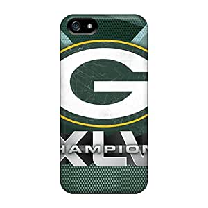 Perfect Fit ENn16132ohSL Green Bay Packers Cases For Iphone - 5/5s