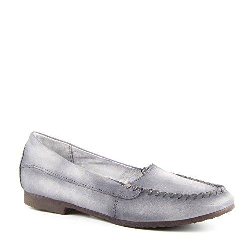 Felmini - Damen Schuhe - Verlieben Indy 8715 - Urbane Schuhe - Echte Leder - Schwarz
