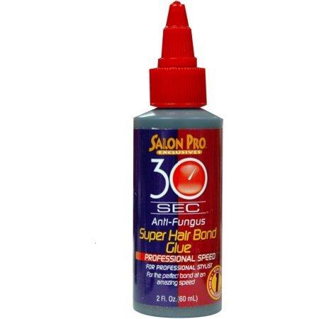 Salon Pro 30 Second Bonding Glue, 4 Ounce -