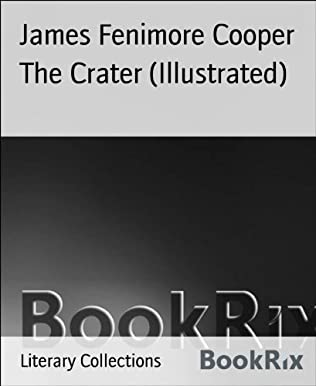 book cover of The Crater